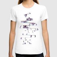 skeleton T-shirts featuring Skeleton by Ali GULEC