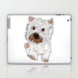 Lolo, West Highland Terrier Laptop & iPad Skin