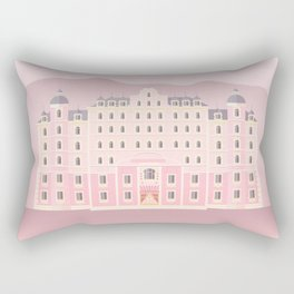 The Grand Budapest Rectangular Pillow