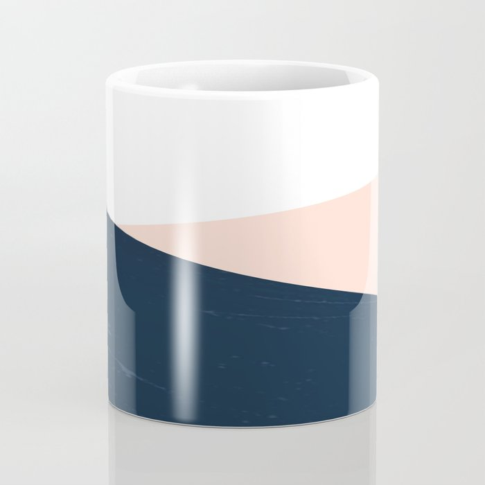 BLUE-ROSE Coffee Mug