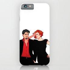Tony and Natasha iPhone 6s Slim Case