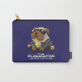 The Pugminator Carry-All Pouch