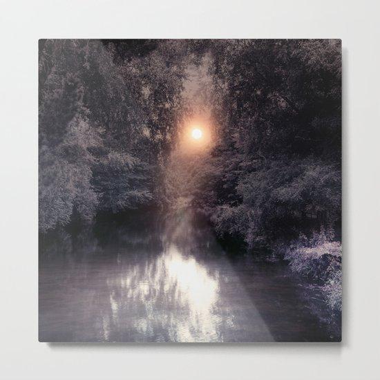 Lights and Dreams Metal Print