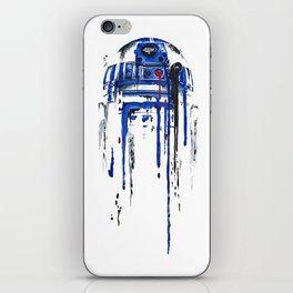 A blue hope 2 iPhone Skin