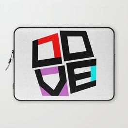 Love Letters Laptop Sleeve
