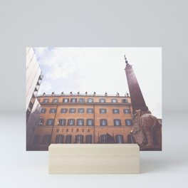 Roman Holiday Mini Art Print
