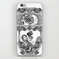 Alchemy of  Dimensions iPhone & iPod Skin