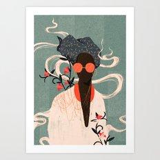 Kalemba I Art Print