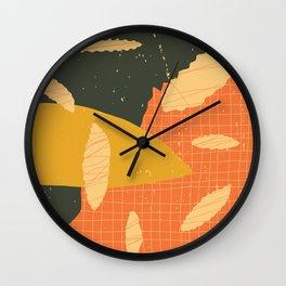 MAJS Wall Clock