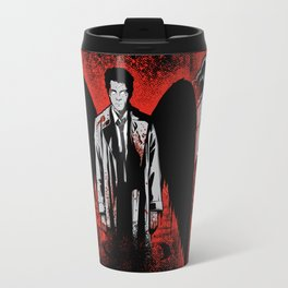 He Who Would Be King Travel Mug