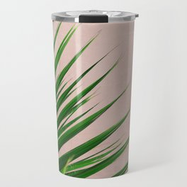 Summer Time | Palm Leaves Photo Travel Mug