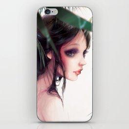 Le dernier bain. iPhone Skin