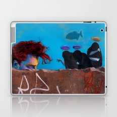 The Three Incomparable Wise Men Lecture the Unruly Giant on a Matter of Virtue Laptop & iPad Skin