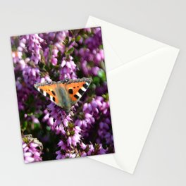 Tortoiseshell Butterfly Stationery Cards