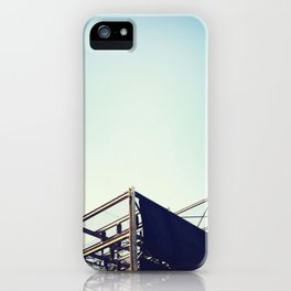Industrial Pyramids iPhone Case