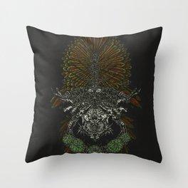 The Solitus Throw Pillow