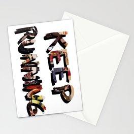 Killjoys, Keep Running Stationery Cards