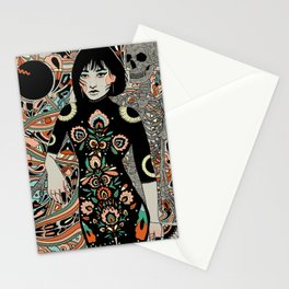 Slips Into My Mind Stationery Cards