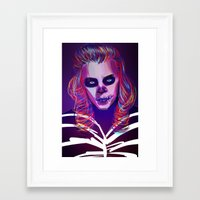 harry Framed Art Prints featuring Harry by nasalouis