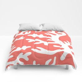 LIVING CORAL 2 Comforters