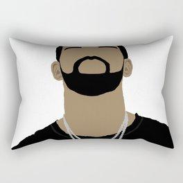 Drake Cartoon2 Rectangular Pillow