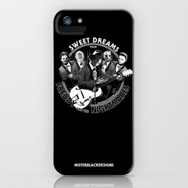 Sweet Dreams From Freddy & The Nightmares iPhone Case