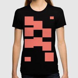 PEACH ECHO PANTONE 16-1548 T-shirt