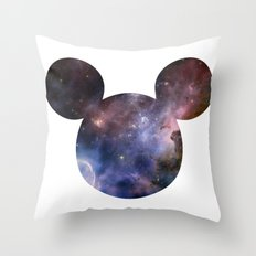 MICKEY MOUSE UNIVERSE Throw Pillow