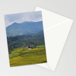 LANDSCAPE - Sa Pa Stationery Cards
