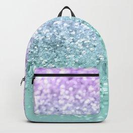 Mermaid Girls Glitter #1 #shiny #decor #art #society6 Backpack