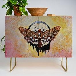 Death's Head Hawk Moth Credenza