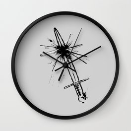 Which Is Mightier? Wall Clock