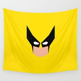 Wolverin e superhero Wall Tapestry