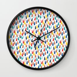Smile Like You Mean It Wall Clock
