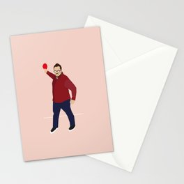 The Smasher Stationery Cards