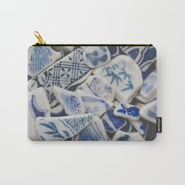 Japanese Sea Pottery - Collection I Carry-All Pouch