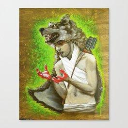 """Survival Skills"" Canvas Print"