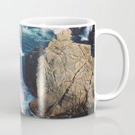 Road to Punta Cometa Coffee Mug