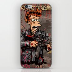 Fryface iPhone & iPod Skin