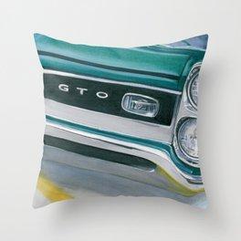 66 GTO Throw Pillow