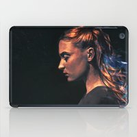sansa stark iPad Cases featuring Amethyst by Alice X. Zhang