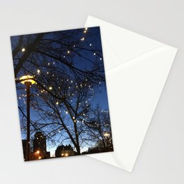 Fairy Lights Stationery Cards
