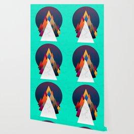 066 - Owly climbing the coloured holy mountain Wallpaper