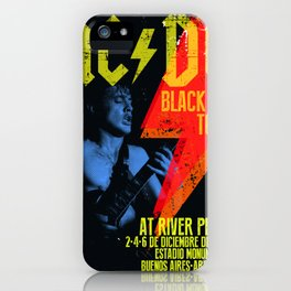 AcDc iPhone Case