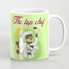 Commissions | Sloth Chef Coffee Mug