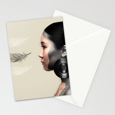 Fear of Falling Stationery Cards