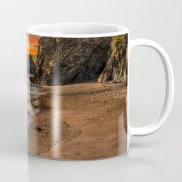 Welsh Coast Sunset Coffee Mug