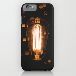 Bulb iPhone Case