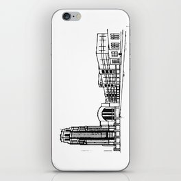 The Buffalo Central Terminal iPhone Skin