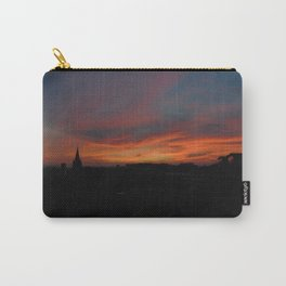 Illusory British Sunset (Part 2) Carry-All Pouch